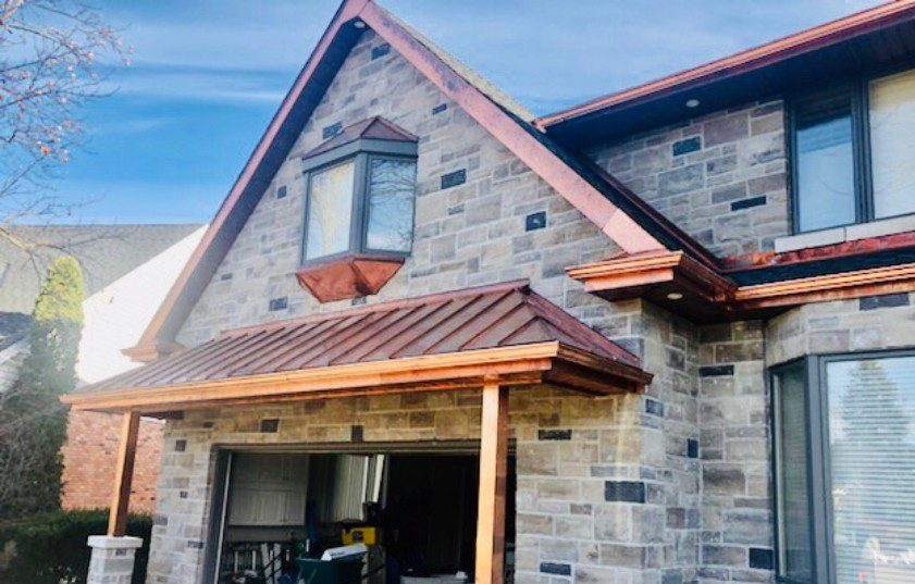 Benefits of Copper Roofing in the Canadian Climate